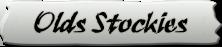 Oldsmobile Stockies headers