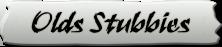 Oldsmobile Stubie headers